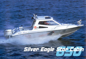 Катер Silver Eagle Star Cabin 650